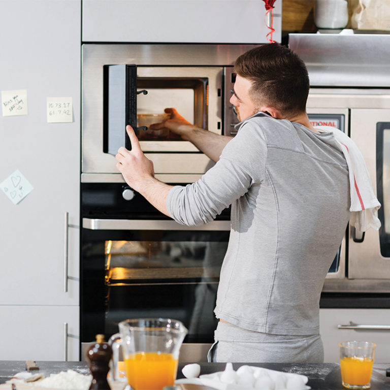 Microwaves & electric ovens